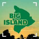 Text image of Big Island (Hawaii Island)
