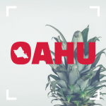 Text image of Oahu.
