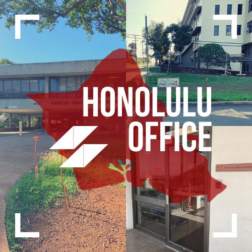 Text image of HOFGC Honolulu Office.