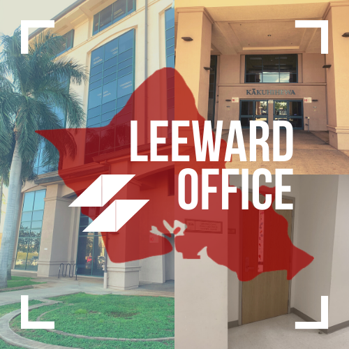 Text image of LOFGC Leeward Office.