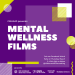 CMHA20 Mental Wellness Films