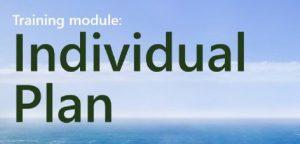 Training Module: Individual Plan