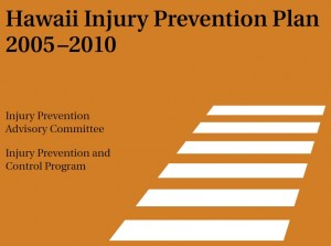 cover of Hawaii Injury Prevention Plan 2005-2010