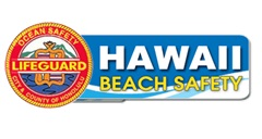 hawaii beach safety website logo