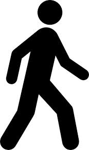 walk man image