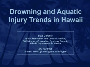 click for drowning and aquatic injury presentation
