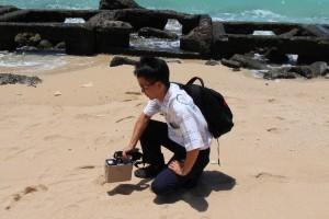 Shoreline Surveillance