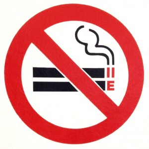 E-Cigarettes Prohibited in State Buildings