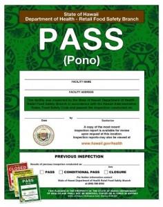 pass green
