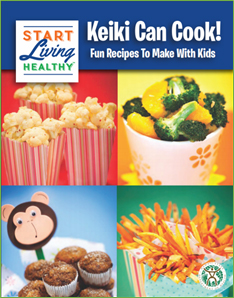 Keiki Can Cook Fun Recipes to Make with Kids