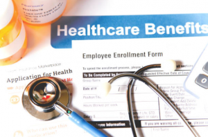 Healtcare Benefits enrollment form