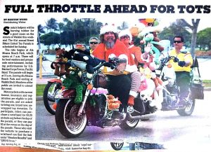 Full Throttle Ahead for Tots Article