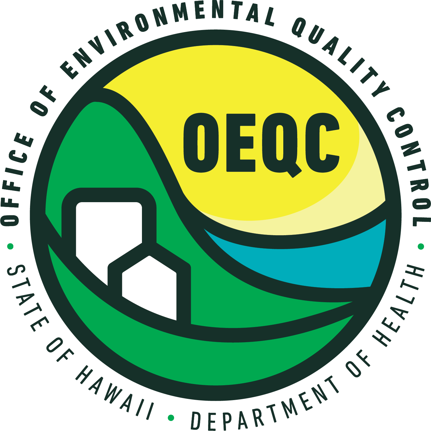 Office of Environmental Quality Control logo