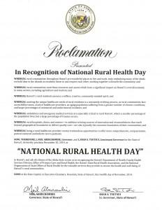 National.Rural.Health.Proc