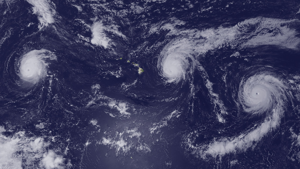 Central Pacific Hurricane Season