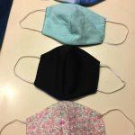 homemade cloth masks