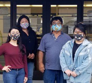 Hawaii District Health Laboratory Staff