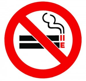 E-cigs banned in state buildings