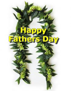Fathers Day Lei