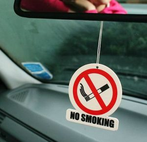 No Smoke Car
