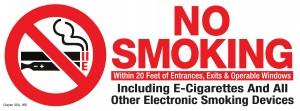 No Smoking_11x4 PIC