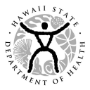 Image of Hawaii Department of Health Logo